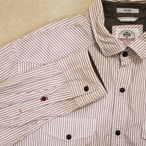 Mens button shirt